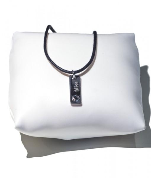 Gioielleria Gaggioli bliss-collana-corda-ciondolo-oro-bianco-diamante-nero-13654