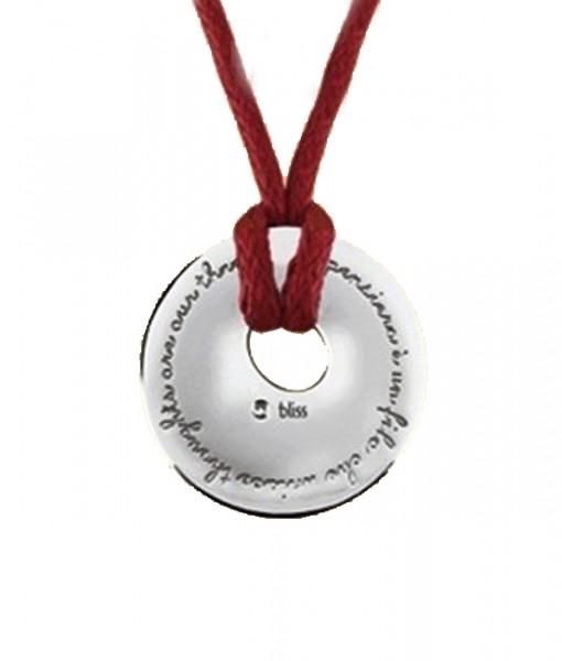 Gioielleria Gaggioli-ciondolo-collana-cordino-rosso-nero-1503000