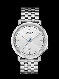 orologio Bulova in acciaio ref. 96B216